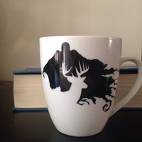 Patronus coffee cup You can pick the animal
