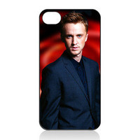 TOM FELTON iphone 4 HARD COVER CASE HARRY POTTER DRACO