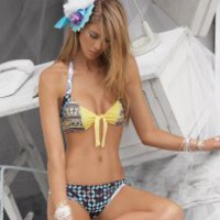 Maaji Yellowcination Swimwear - Women's Designer Swimwear Bikinis - SwimwearWorld.com