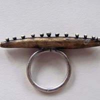 Fish Jaw Ring