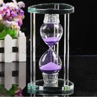 beautiful crystal hourglass : Ufingo, Unique and Creative Crafts&Gifts Shopping!