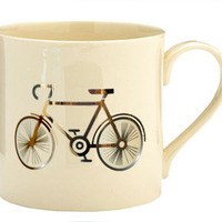MAIDEN  BICYCLE MUG