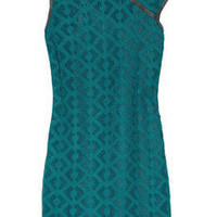 Missoni | Crochet-knit wool-blend dress | NET-A-PORTER.COM