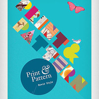 Print & Pattern Surface Design | PLASTICLAND