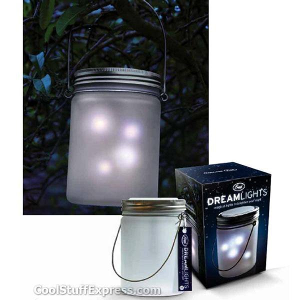Dreamlights Flickering Solar Powered Lamp