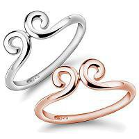 Couple Rings - Couple Promise, Engagement and Wedding Rings set - Gullei - -