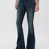 Women's Capricorn Flare Stretch Jean in Blue by Daytrip.