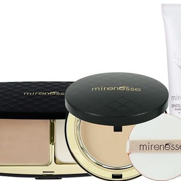 *SP Best For High Coverage - Emulsion Pact DD Line Filling Deep Line and Pore Filler - Mirenesse