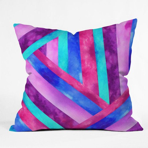 DENY Designs Home Accessories | Jacqueline Maldonado Rhapsody 1 Throw Pillow