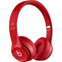 Beats by Dr. Dre - Solo 2 On-Ear Headphones - Red
