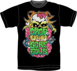 ROCKWORLDEAST - Drop Dead Gorgeous, T-Shirt, Gore Black