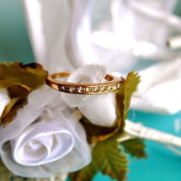 Golden Harmony Ring