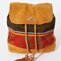 Inca Leather Backpack
