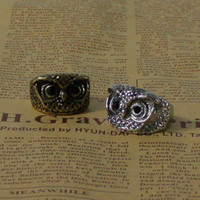 Discount China china wholesale Design Retro Personality lovely Owl Fashion Ring US Size 6 5062 [5062] - US$0.99 : Bluelans