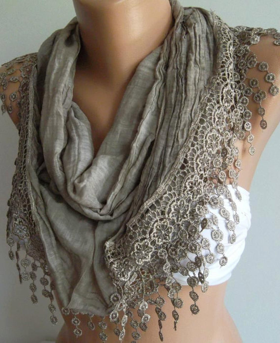 Scarf elegance scarf Shawl