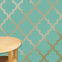Hyde Park Temporary Wallpaper | Mod Retro Vintage Wall Decor | ModCloth.com