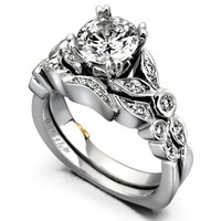Engagement ring Reminiscent ? Mark Schneider Design