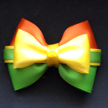 Aquaman inspired bow