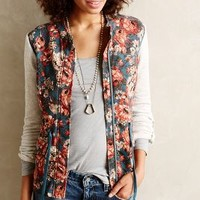 Delwyn Jacket by Saturday/Sunday Turquoise