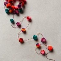 Pompom Gift Ribbon by Anthropologie Multi One Size House & Home