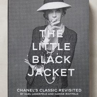 The Little Black Jacket by Anthropologie Black & White One Size Gifts