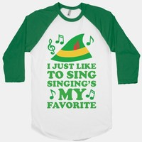 I Just Like To Sing, Singing's My Favorite