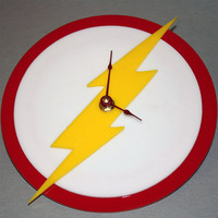 Flash Clock