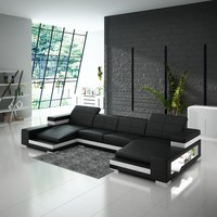 Aubrey Double Chaise Sectional by Scene Furniture - Opulentitems.com