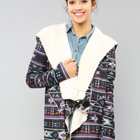 Geometry Napping Jacket