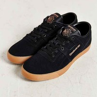Reebok Workout Low-Top Clean FVS Sneaker- Black