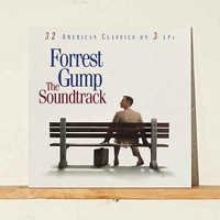 Various Artists - Forrest Gump Soundtrack 2XLP- Multi One