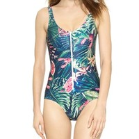We Are Handsome Jungle Fever One Piece Swimsuit