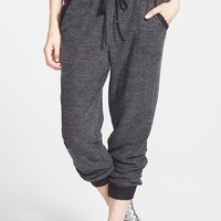 Junior Women's Socialite French Terry Jogger Pants