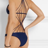 Mikoh - Seychelles string swimsuit