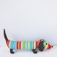 Supermarket - Dotty the Wiener Dog from Friends of Socktopus