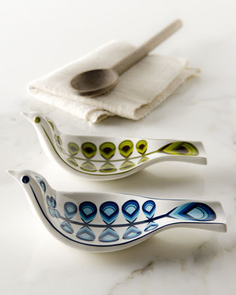 Jonathan Adler &quot;Bird&quot; Spoon Holder - Horchow