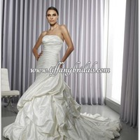 Cheap Angelina Faccenda Wedding Dress 1061 - Only USD $332.00