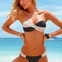 The Rio Push-up Twist Bandeau Top - Very Sexy - Victoria&#x27;s Secret
