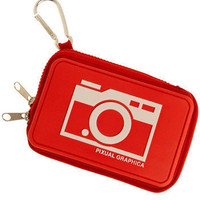 Stay Focused Camera Case in Red Eye Reduction | Mod Retro Vintage Decor Accessories | ModCloth.com