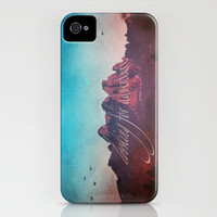 MOUNTAIN ADVENTURE iPhone Case for iPhone 5 + 4S + 4 + 3GS + 3G + Laptop Skin + Pillow + Print