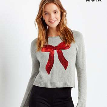 Aeropostale  Bow Raglan Sweater