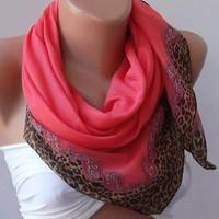 Cotton  Scarf / Soft Cotton Fabric.