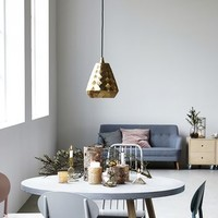 Copper Pendant Light