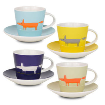Mr Fox Expresso Cups