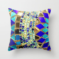 Bright Times Throw Pillow Cover