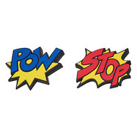 CARTOON DOOR STOPS | cartoon door stops, pow, vinyl, comic | UncommonGoods