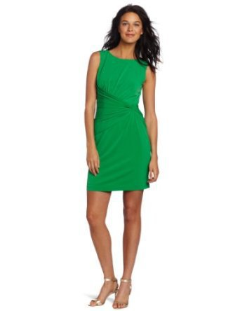 Suzi Chin Women's Scoop Neck Dress: Amazon.com: Clothing