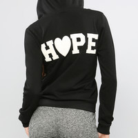 HOPE THERMAL HOODIE