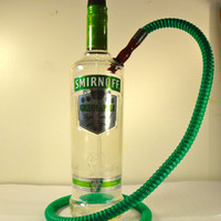 Custom Smirnoff Hookah