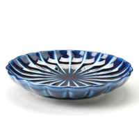 Giyamant Small Plate, Navy